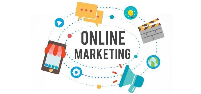 Sự khác nhau giữa Digital Marketing và Internet/Online Marketing
