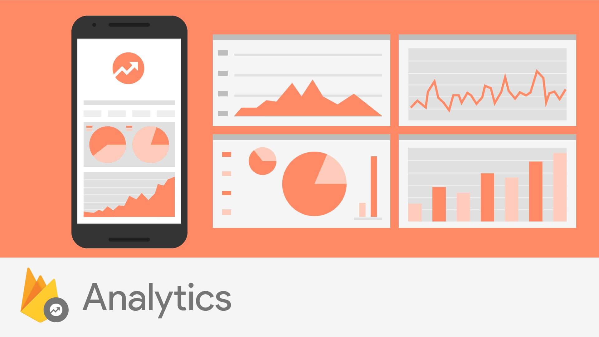 Google Analytics cho Firebase trở thành phương pháp chính giúp theo dõi chuyển đổi ứng dụng